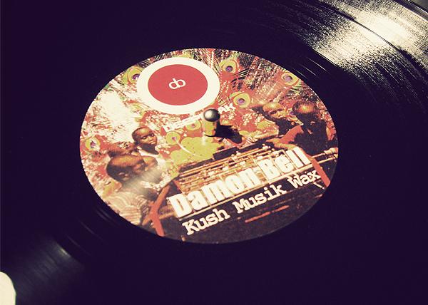 Damon Bell - Kush Musik Wax