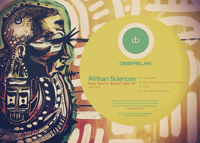 Afrikan Sciences - Boss Nova's Second Pass