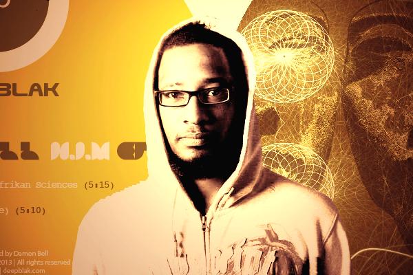 Damon Bell - H.I.M EP