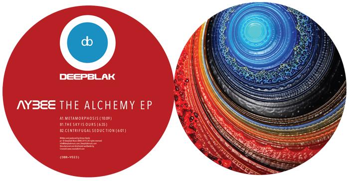 AYBEE - The Alchemy EP