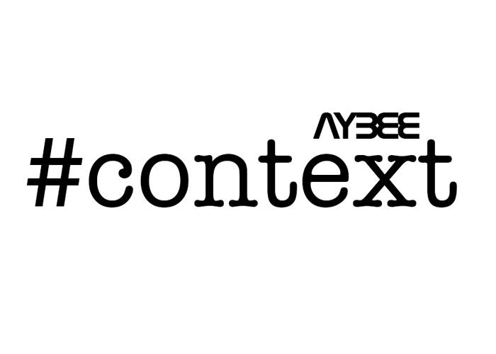 CONTEXT Radio w AYBEE